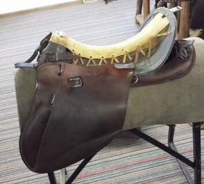 M25 German Cavalry Saddle Tree