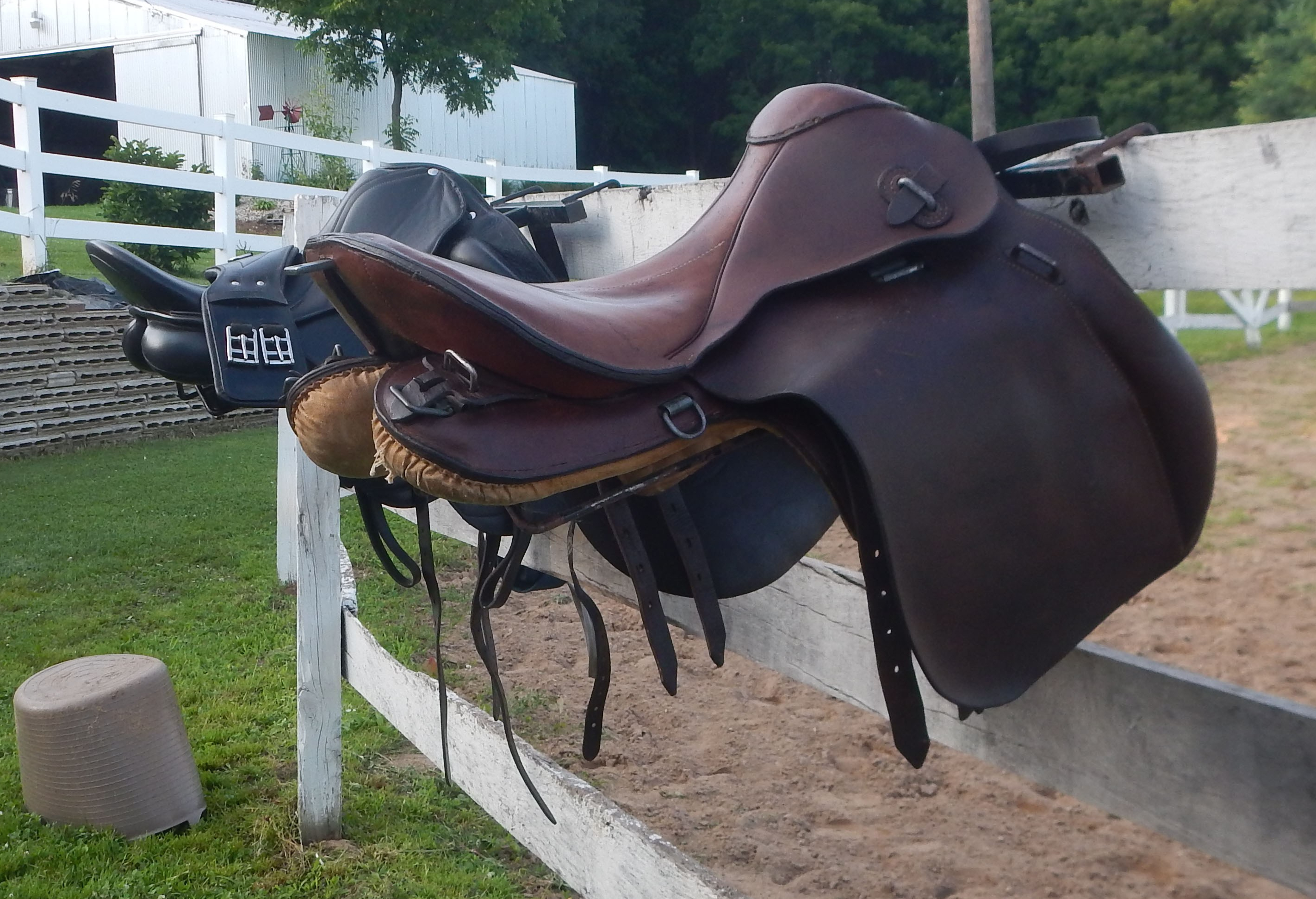 german cavalry saddle m25 dressage distance riding